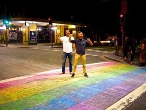 Rainbow rebellion