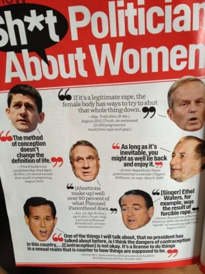 GOP on women