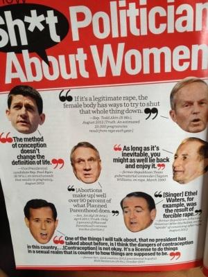 GOP on women