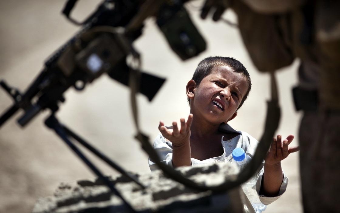 Children in conflict