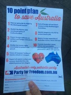 Reclaim Australia