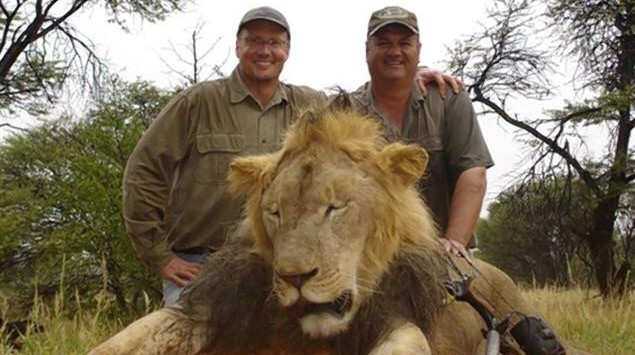 Cecil hunted