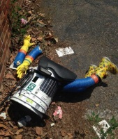 HitchBOT hurt