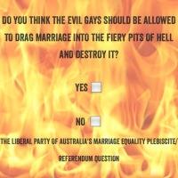 Plebiscite question