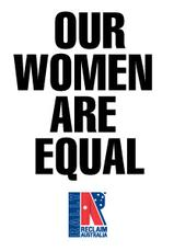 Reclaim Australia Women