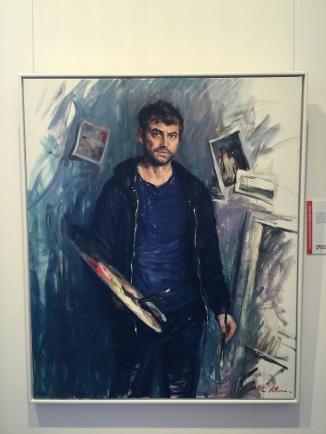 The 2014 Doug Moran National Portrait Prize