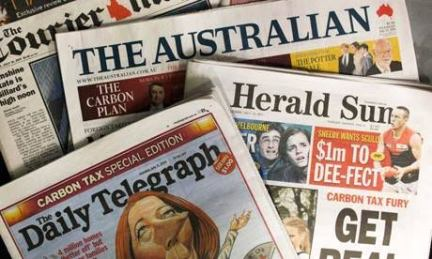 News Ltd Papers