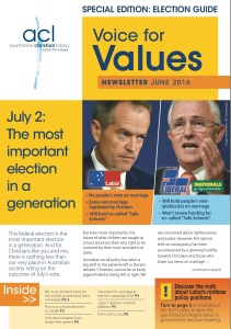 ACL Election Guide Page 1