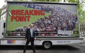 UKIP migrant poster