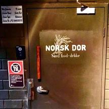 The 'Norsk Door'