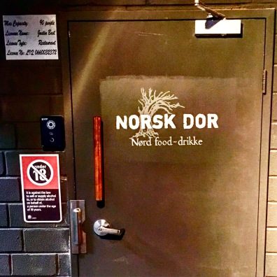 The 'Norsk Door'