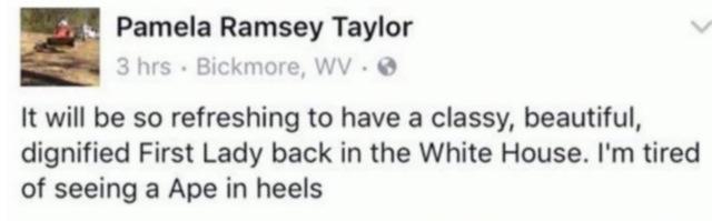 Taylor racism