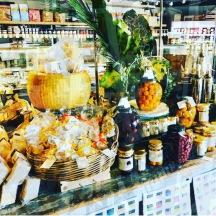 Gourmet Life shelves
