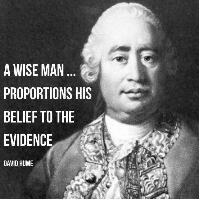 David Hume quote