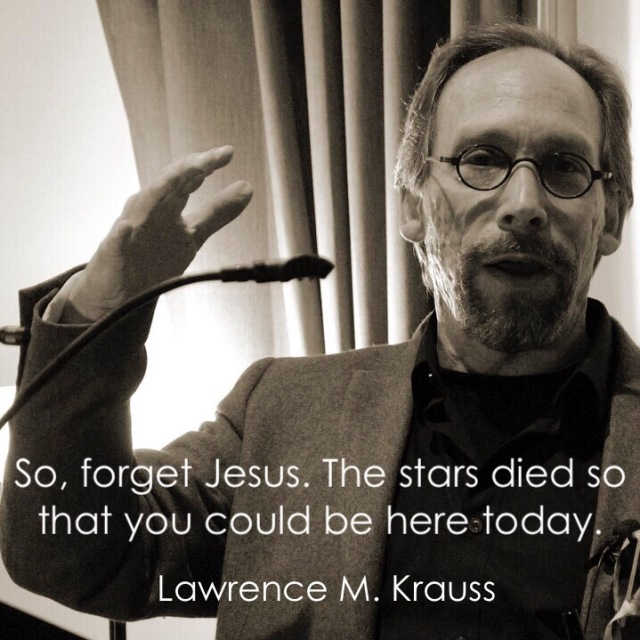 Lawrence M. Krauss quote