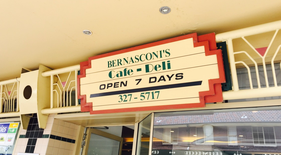 Bernasconi's